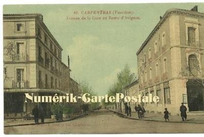Carpentras avenue de la gare boutique numerik - Magasin avenue de la gare luxembourg ...